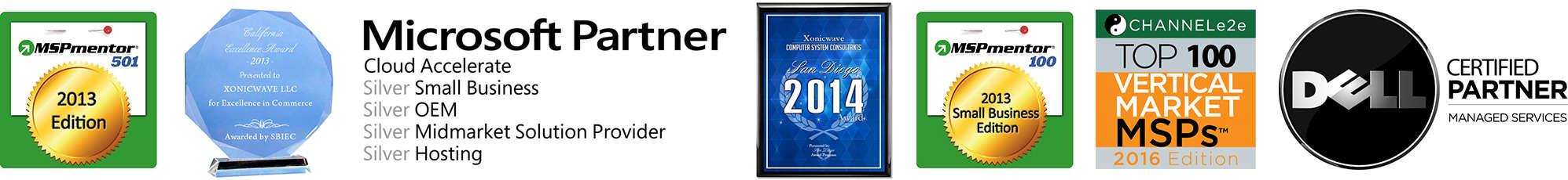 Xonicwave-Website-Awards